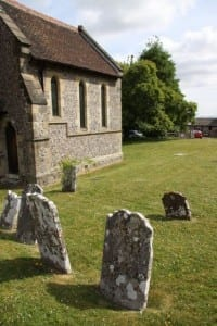 st giles church graffham west sussex